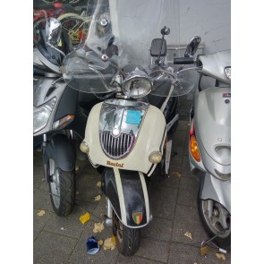 Berini Retro Zwart/Wit 25km/h