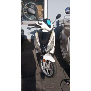 Elektrische scooter (met nieuwe accu!) 25km/h